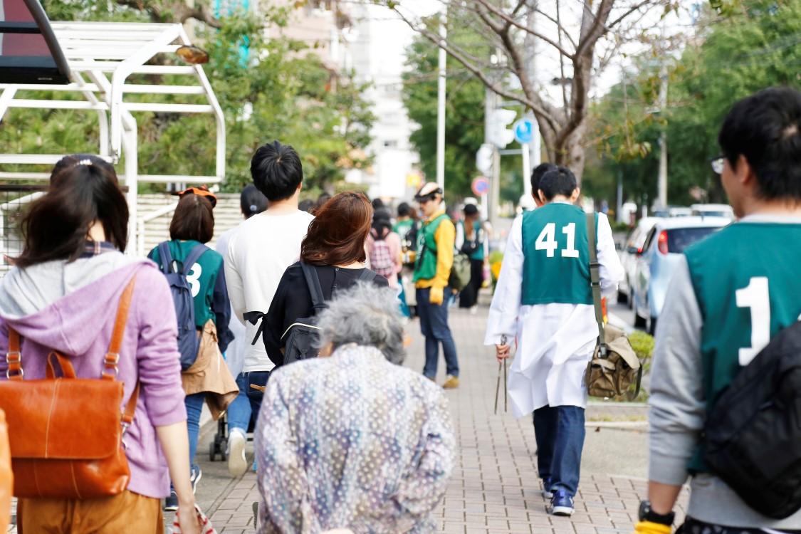 【三ツ川ハロウィン2018】その⑬